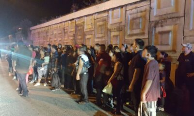 INM rescata a 2 mil migrantes en Chiapas y Tabasco