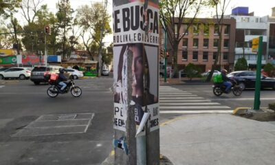 Recurren a cartel de desaparecidos para promocionar película