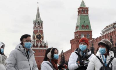 Rusia, Coronavirus, Casos, Registra, China, Wuhan,