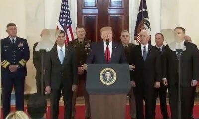 Senado rechaza llamar a testigos en juicio contra Trump