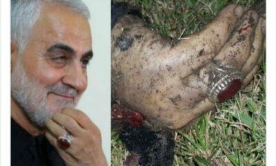 Matan a líder militar iraní en ataque en Bagdad