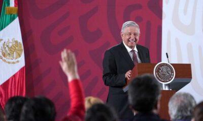AMLO, Andrés Manuel, López Obrador, No tengo, Tiempo, Caminata, Por la Paz, Mañanera, Palacio, Nacional, Lebaron, Sicilia,