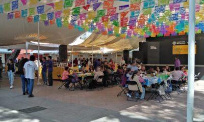 Inicia la edición XXVIII de la Feria del Tamal en Coyoacán