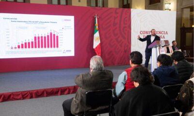 Reducen 10.7 mil mdp de la 'Estafa Magistral' de Calderón y Peña