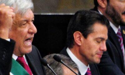 AMLO Enrique Peña Nieto Lozoya