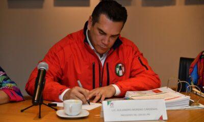 Alejandro Moreno se manifiesta a favor de la pena de muerte