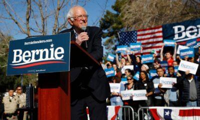 Sanders advierte a Trump que ganará en Texas
