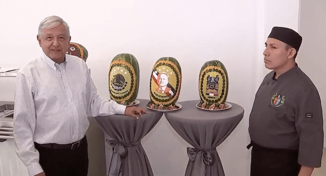 AMLO presume inauguración de cuartel de la Guardia Nacional en Pénjamo