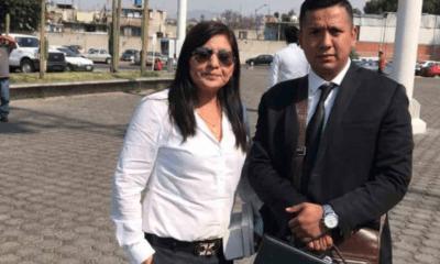 """Renuncia abogada de Giovana """"N"""" por amenazas"""