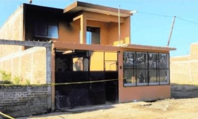 Comando armado incendia casas y secuestra a 5 personas en Irapuato