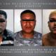 Detienen a tres presuntos integrantes de CJNG en Edomex