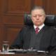 Arturo Zaldívar entrega proyecto de reforma judicial a senadores