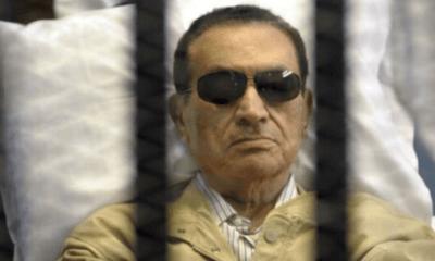Hosni, Mubarak, Egipto, Presidente, Mandatario, Egipcio, Muere, Muerte, Enfermedad,