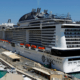 Crucero, México, Cozumel, Coronavirus, Anclado, MSC,