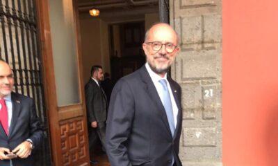 Celebra embajador de España en México colaboración de países en caso Lozoya