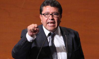Monreal dice que reducción de pensiones de IMSS es crisis heredada