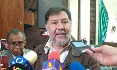 Fernández Noroña niega haber despedido sin causa a sus excolaboradores