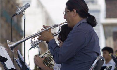 Luis Manuel Sánchez Rivas renuncia a la dirección de la Orquesta Típica de la CDMX