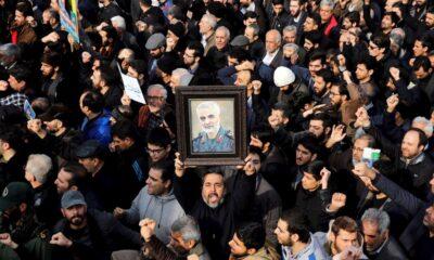 Irán llevará a la Corte de Justicia Internacional asesinato de Soleimani