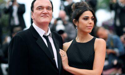 A los 56 años, Quentin Tarantino se convierte en padre