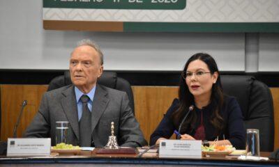 Pactan diputadas y Gertz trabajos inmediatos sobre tipificación del feminicidio