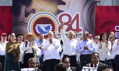 CTM, AMLO, ANdrés Manuel, López Obrador, Político, PRI, Carlos Aceves del Olmo,