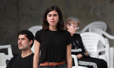 Rambert monta en México 'Desaparecer', inspirada en los 43 de Ayotzinapa