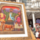 Zapata, Feminizado, Bellas Artes, Campesinos, Exposición, Explanada,