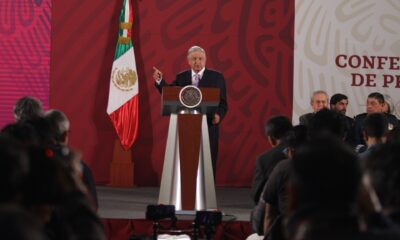 AMLO envía su iniciativa sobre el fuero presidencial a la Cámara de Diputados