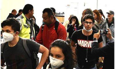 Mexicanos que llegaron de Wuhan a Francia se reportan sanos