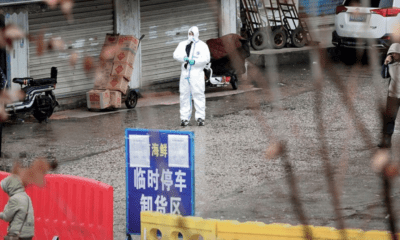 China, Mujer, Paciente, Cero, Primer, Contagio, Coronavirus, Covid-19, Mercado, Wuhan, China,