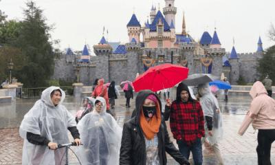 Disneyland, Contagio, Cierra, Acceso, Parques, Diversiones, Temáticos, California,