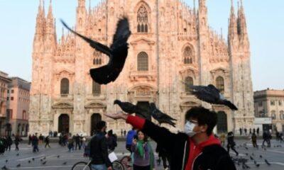 Falta de recursos en el sur de Italia detona irrupción social