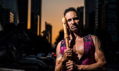 Flautista Horacio Franco pide no salir de casa por Covid-19