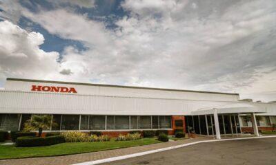 Honda cierra planta en México por Coronavirus
