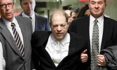 Harvey, Weinstein, Prisión, Condena, Hollywood, MeToo, Acoso, Abuso, Sexual,