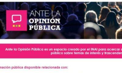Gobierno recibe 150 solicitudes de información sobre Covid-19: INAI