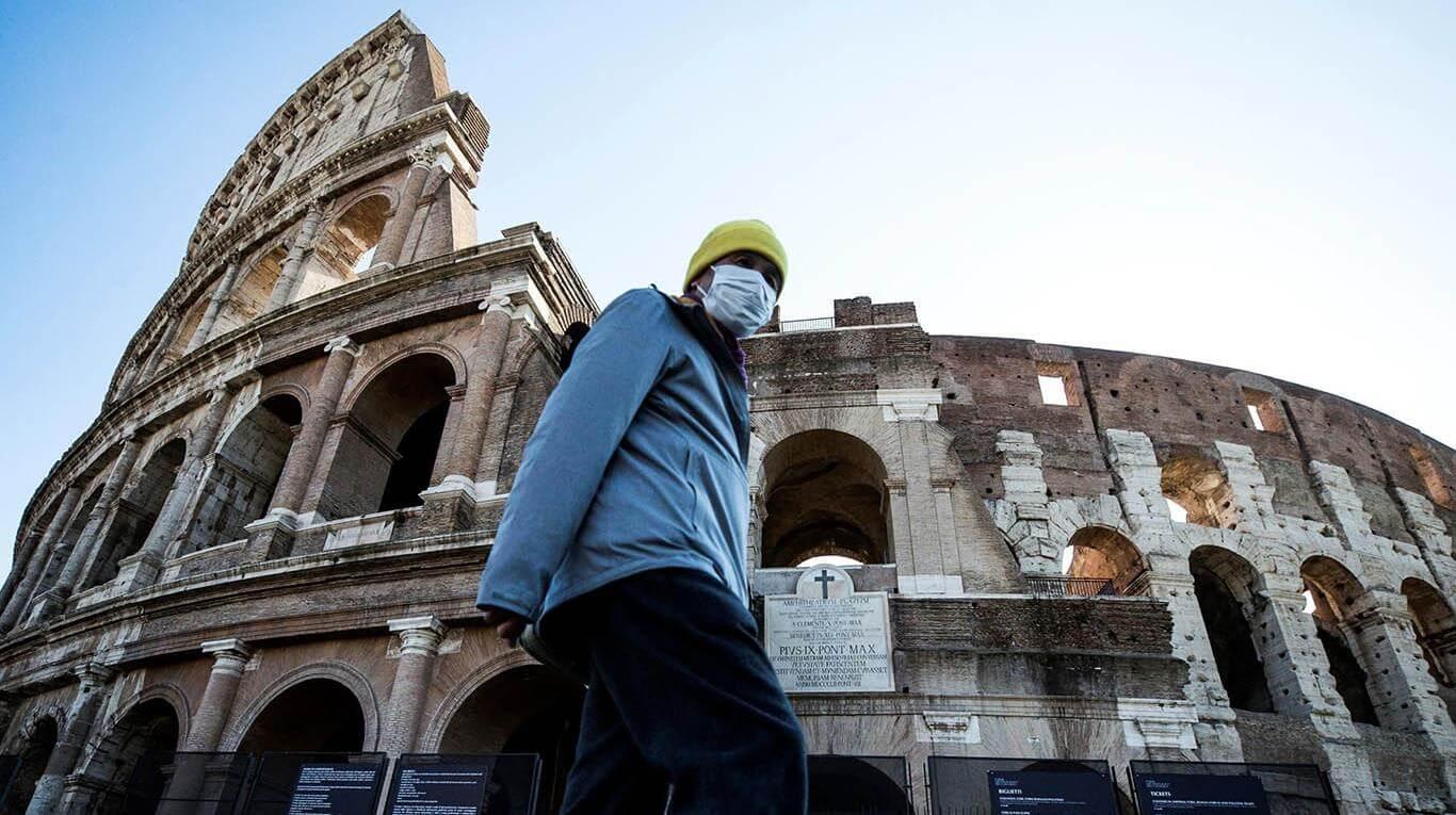 La pesadilla del coronavirus en Italia ofrece vista previa de lo que viene en NY, Londres y París