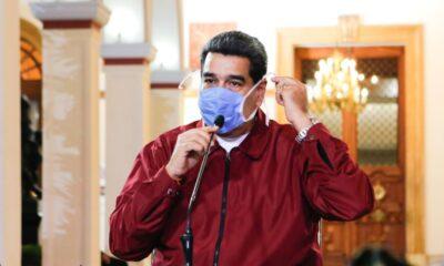 FMI niega presupuesto a Maduro para combatir coronavirus