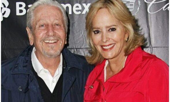 La actriz Margarita Gralia y su esposo están hospitalizados por Covid-19