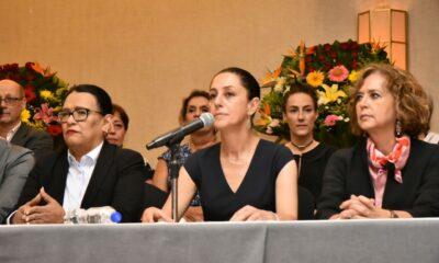 Las mujeres que acompañan a Sheinbaum en la administración de la CDMX