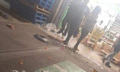 Saquean bodega Aurrerá en alcaldía Iztacalco