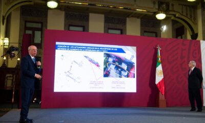 Dos tornillos sueltos, entre las posibles causas del choque de los Moreno Valle