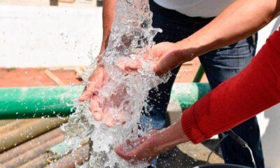 Llevan al Torito a 4 personas por desperdiciar agua en Sábado de Gloria