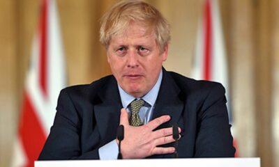 Boris Johnson entra a cuidados intensivos por coronavirus