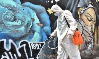 Gobierno hace jornadas de salud para población en situación de calle