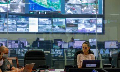 Gobierno de la CDMX instala puesto de mando