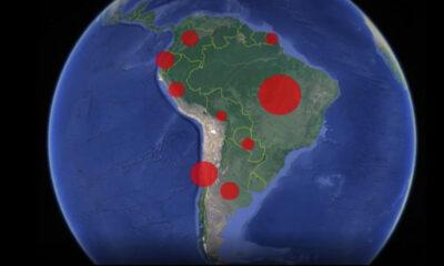Centroamérica, récord en víctimas y acciones contra el coronavirus