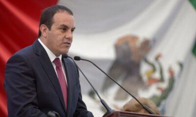 Cuauhtémoc Blanco donará su sueldo para enfrentar la pandemia