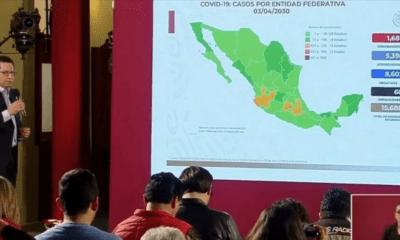 Covid-19, Coronavirus, México, Contagios, Casos, Confirmados, Conferencia, Muertos, Víctimas,